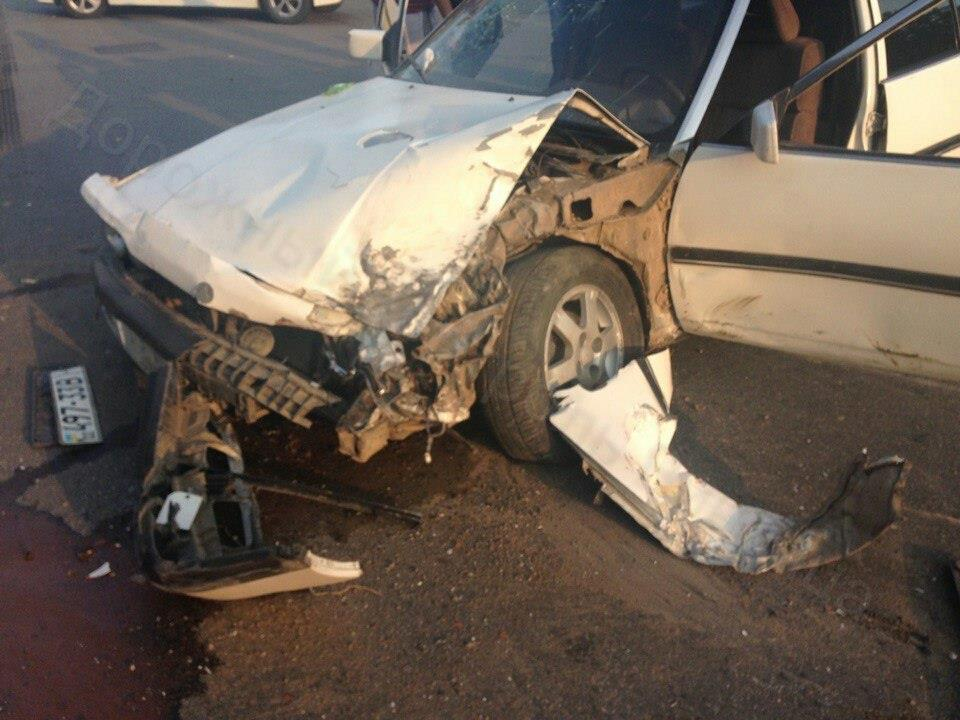 Вінничанин, який не справився з керуванням, спричинив зіткнення чьотирьох автомобілів - фото 2