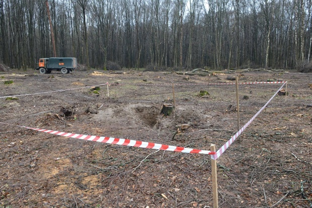 Як поблизу Львова знешкодили діючу авіабомбу - фото 1
