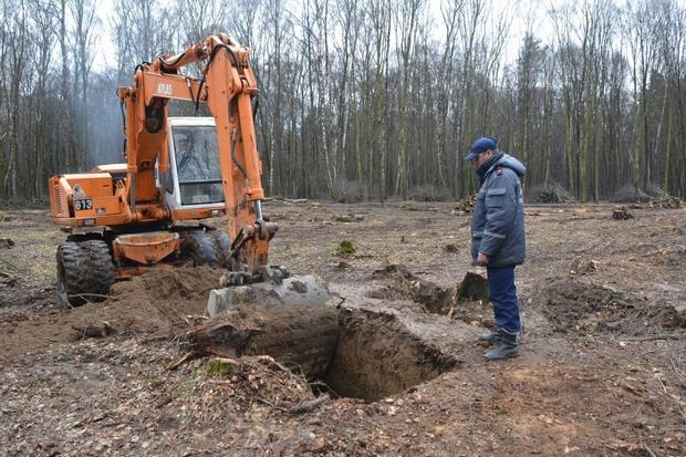 Як поблизу Львова знешкодили діючу авіабомбу - фото 3