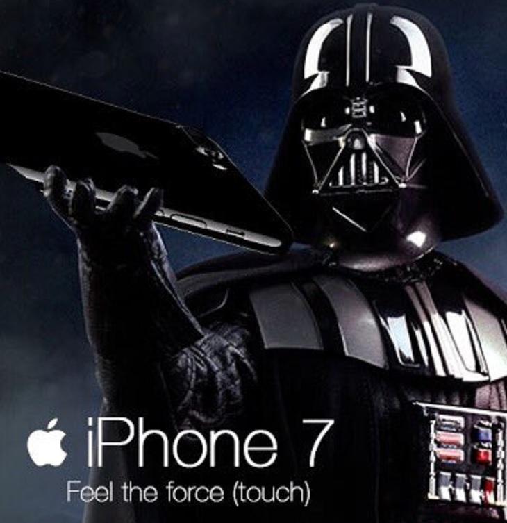 """iPhone7 """"чорний володар"""": як мережі вибухнули через новий айфон - фото 10"""