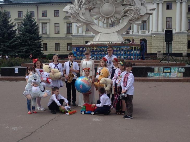 Діти Хмельниччини закликали Путіна припинити війну - фото 2