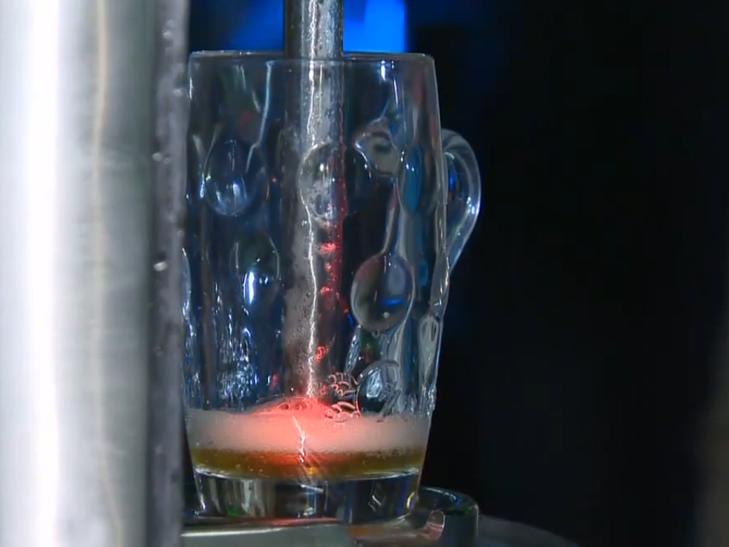 У Словенії відкрився перший фонтан пива - фото 1