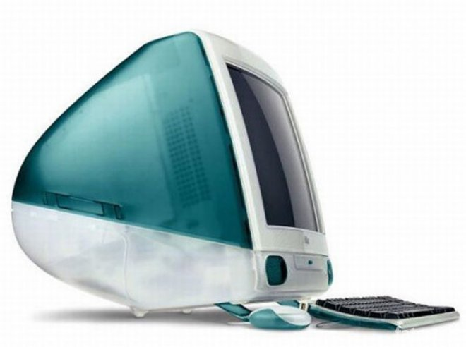 Еволюція продукції Apple: від Macintosh до iMac - фото 18