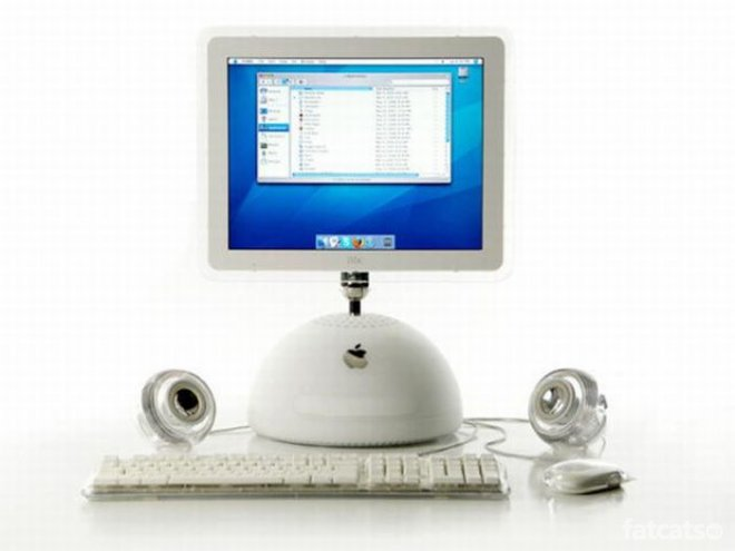 Еволюція продукції Apple: від Macintosh до iMac - фото 21