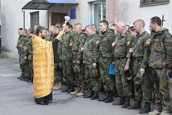 """Батальйон """"Вінниця"""" вирушив на Схід у День свого народження  - фото 5"""