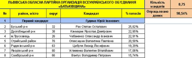 Хто став депутатами нової Львівської облради (СПИСОК) - фото 4