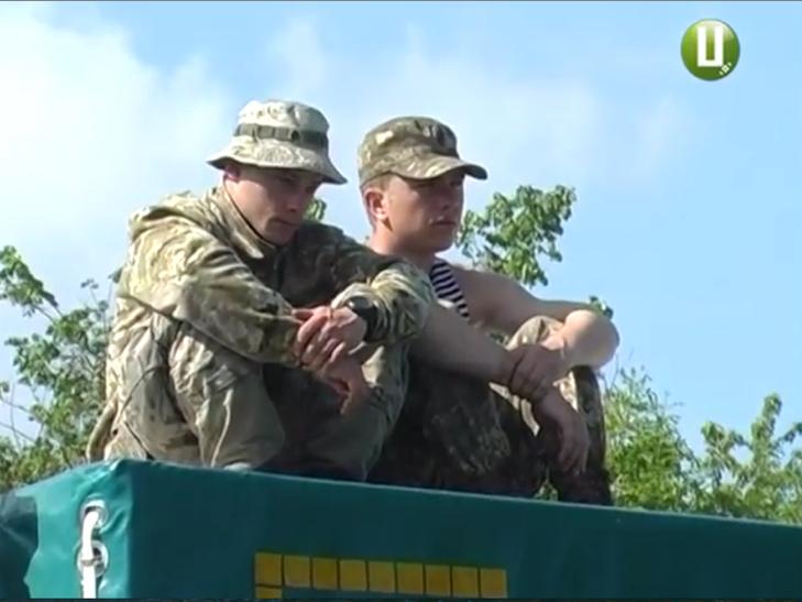 Хмельницька мотопіхотна бригада відсвяткувала першу річницю - фото 2
