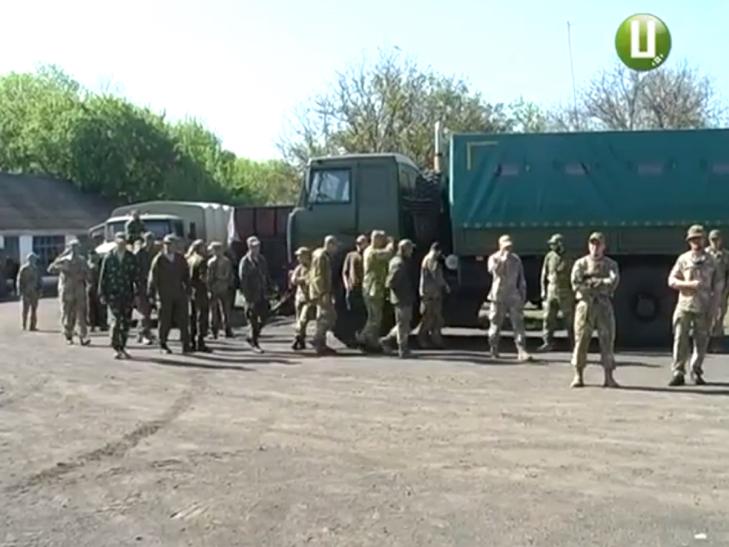 Хмельницька мотопіхотна бригада відсвяткувала першу річницю - фото 1