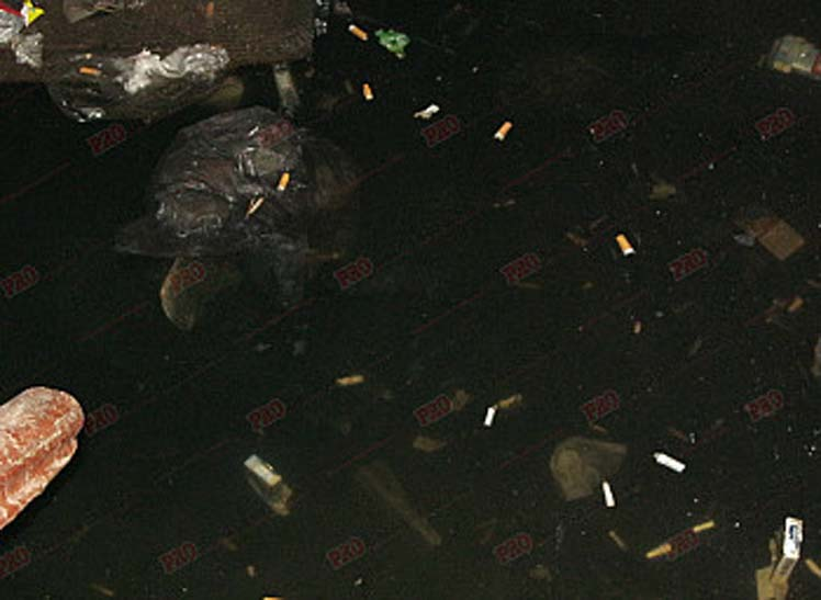 На Запоріжжі житловий будинок може піти в воду - фото 1