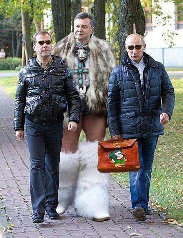 День народження Януковича (ФОТО, ВІДЕО) - фото 4
