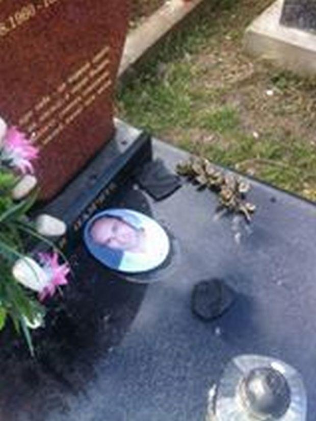Як вандали знищили могили на кладовищі у Львові - фото 3