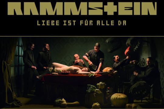 Гурт Rammstein судиться з урядом Німеччини через заборону альбома - фото 1