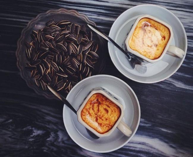 Найнеймовірніша кава у світі: з часником, сиром чи жовтком  - фото 1