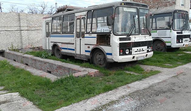 У Бердянську невідомі намагалися підірвати пасажирський автобус  - фото 2