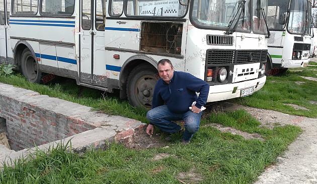 У Бердянську невідомі намагалися підірвати пасажирський автобус  - фото 4