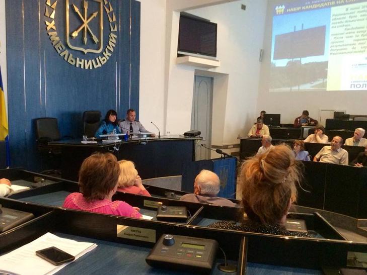 Поліція Хмельницького вперше прозвітувала перед громадськістю - фото 3
