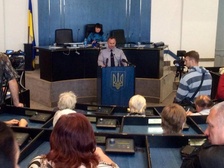 Поліція Хмельницького вперше прозвітувала перед громадськістю - фото 1