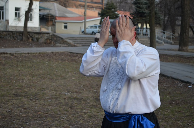 Топ-10 вправ справжньої січової зарядки від головного козака України Олександра Притули - фото 9