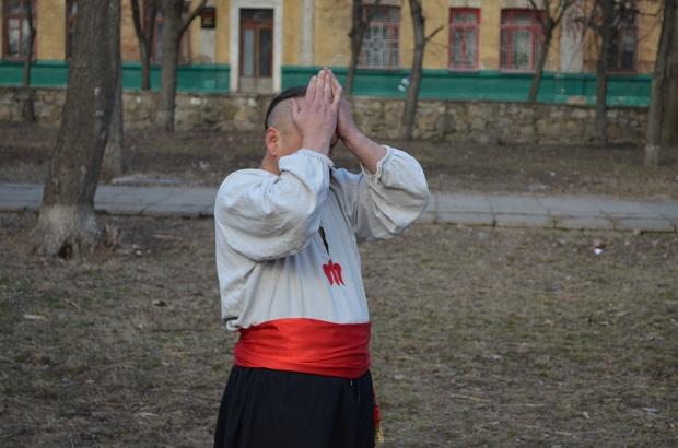 Топ-10 вправ справжньої січової зарядки від головного козака України Олександра Притули - фото 11