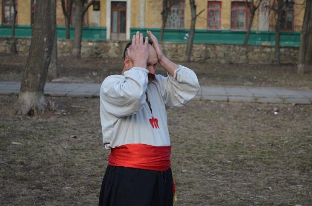 Топ-10 вправ справжньої січової зарядки від головного козака України Олександра Притули - фото 12