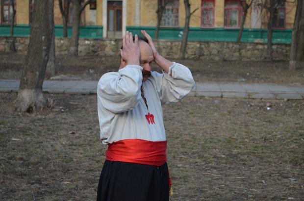 Топ-10 вправ справжньої січової зарядки від головного козака України Олександра Притули - фото 13