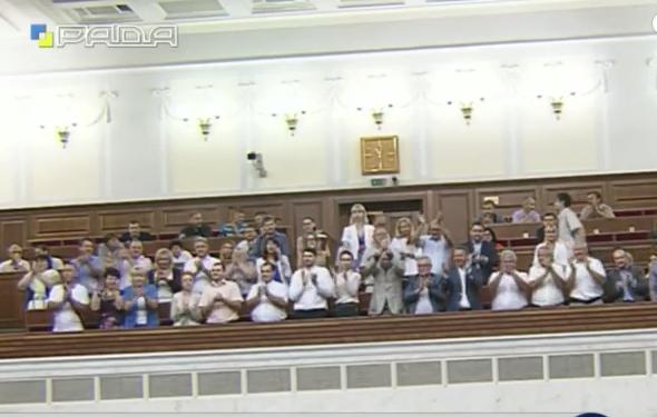 Рада дозволила участь об'єднаних територіальних громад у виборах - фото 1