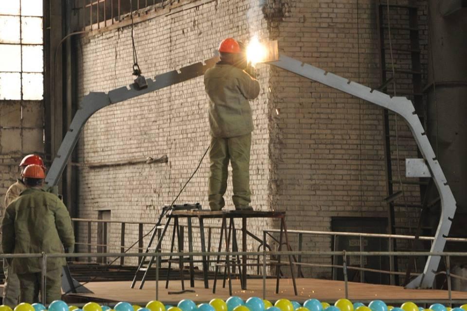 Завод Порошенка розпочав будівництво чотирьох броньованих катерів - фото 9