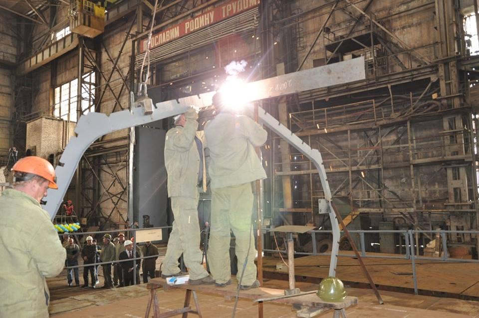 Завод Порошенка розпочав будівництво чотирьох броньованих катерів - фото 10