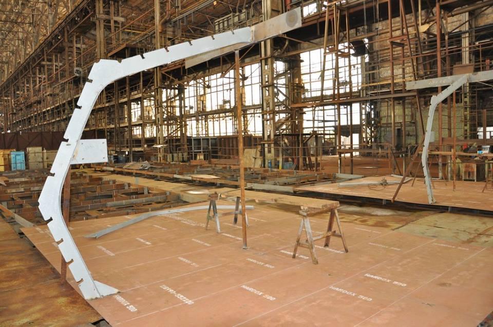 Завод Порошенка розпочав будівництво чотирьох броньованих катерів - фото 5
