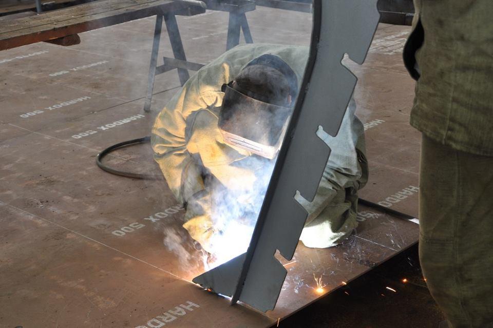 Завод Порошенка розпочав будівництво чотирьох броньованих катерів - фото 7