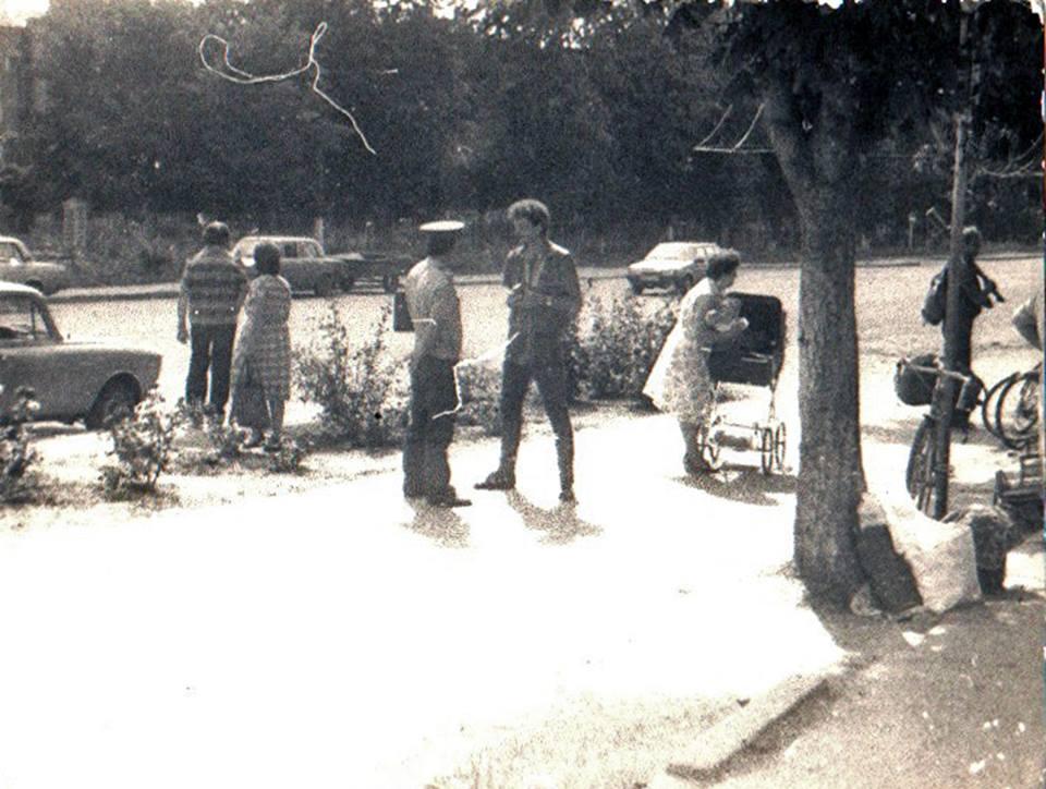 Тягнибок похвалився, як студентом здобував Незалежність (ФОТО) - фото 2