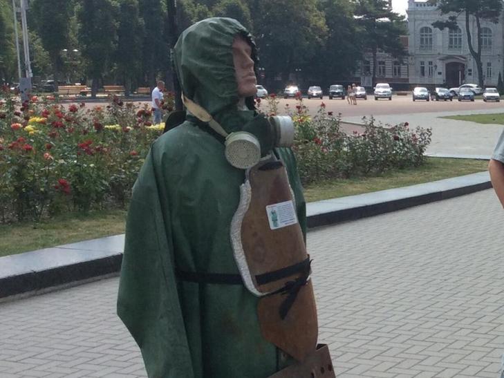 Василь Гандзюк з Хмельниччини проводить уже 48 акцію протесту - фото 2