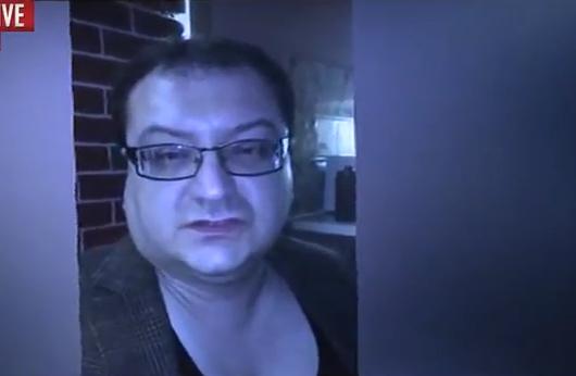 Військова прокуратура оприлюднила відео Грабовського перед вбивством - фото 1