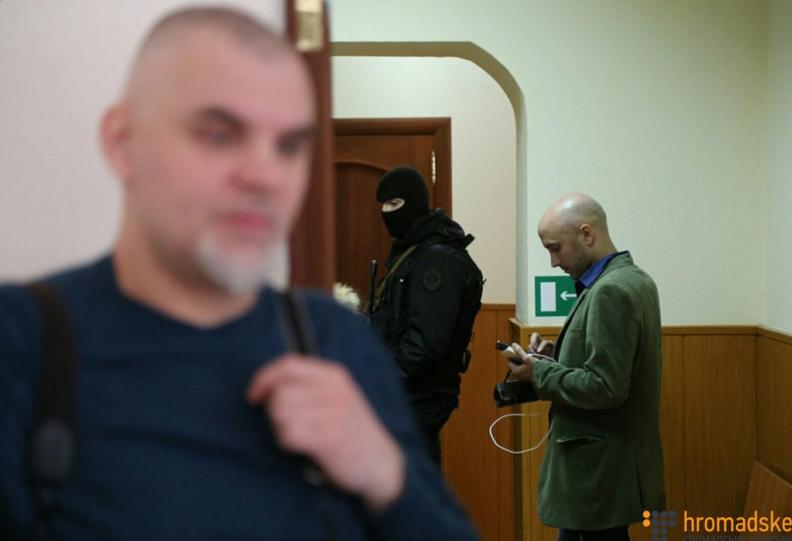 """У суд над Савченко прибув одіозний """"Гриша"""" - фото 1"""