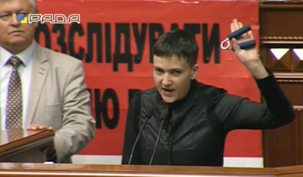 Савченко пішла проти Порошенка: Зрівняла судові зміни з гранатою - фото 2