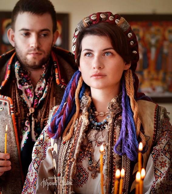 Як українки вбиралися на свята понад 100 років тому  - фото 6