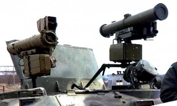 Українські десентники отримали новітні протитанкові ракетні комплекси (ФОТО) - фото 4