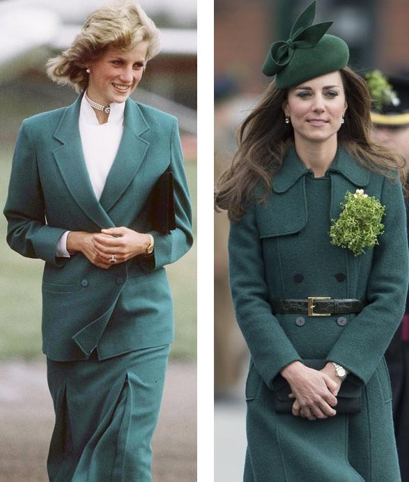 Як Кейт Міддлтон косить під принцесу Діану - фото 28