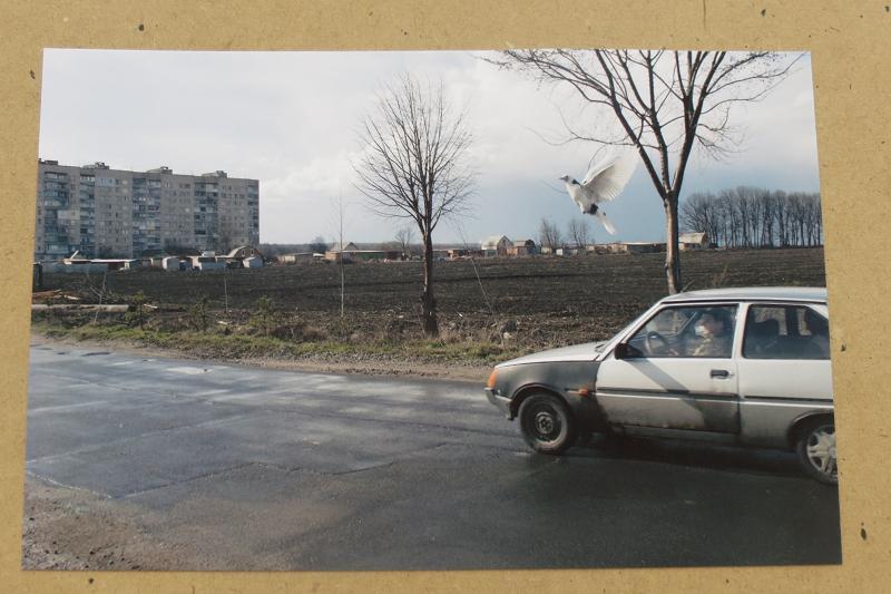 """Фотоабстракцію, портрети і пейзажі """"сушили"""" просто неба - фото 10"""