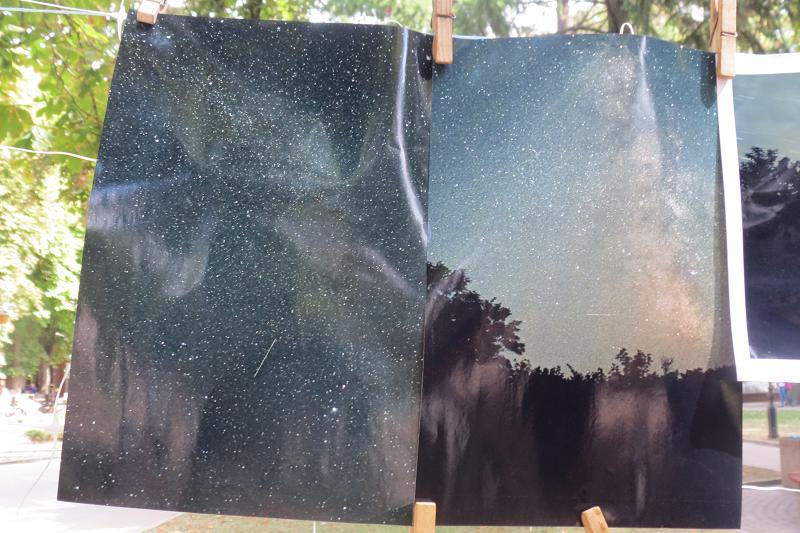 """Фотоабстракцію, портрети і пейзажі """"сушили"""" просто неба - фото 6"""