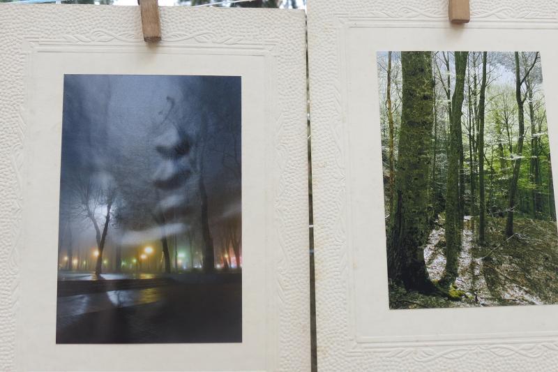"""Фотоабстракцію, портрети і пейзажі """"сушили"""" просто неба - фото 4"""