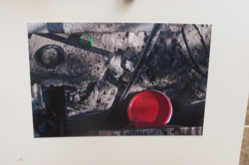"""Фотоабстракцію, портрети і пейзажі """"сушили"""" просто неба - фото 2"""