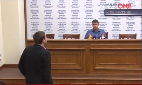 Парасюк завітав на допит в ГПУ в прямому ефірі - фото 1