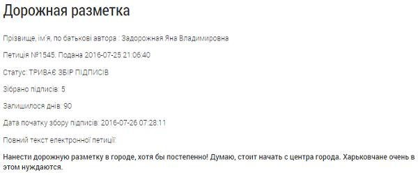 Харків'яни просять міськраду зайнятися дорогами  - фото 1