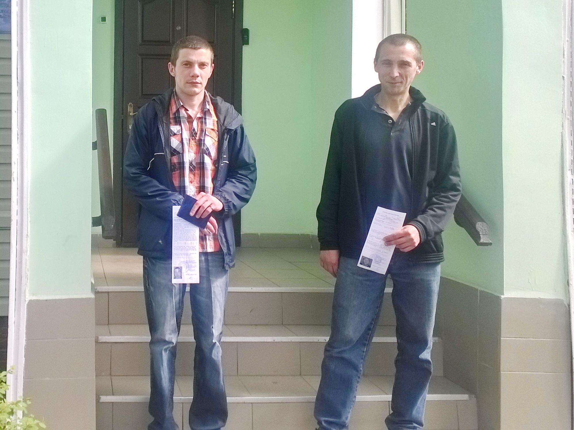 """У Харкові випустили """"зразкових"""" в'язнів  - фото 1"""