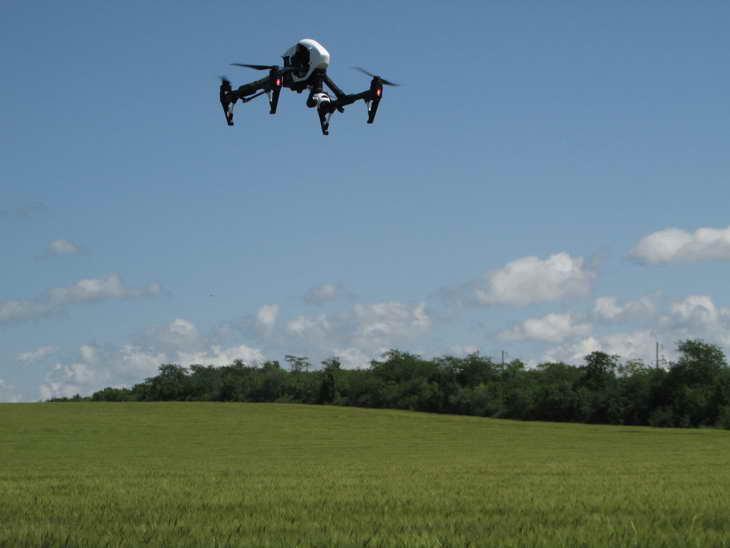 Аграрії використовують безпілотники для інвентаризації земель - фото 7