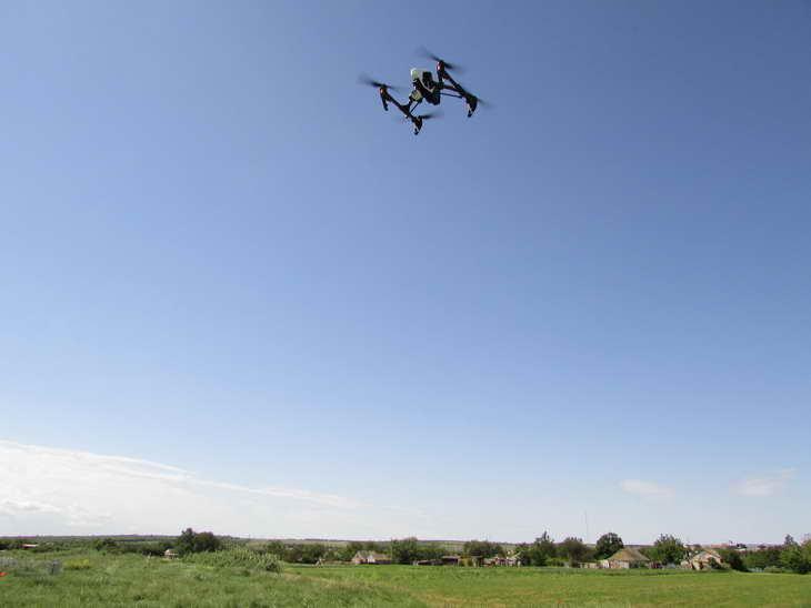 Аграрії використовують безпілотники для інвентаризації земель - фото 3