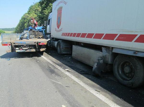 Смертельна аварія під Харковом: опубліковані фото  - фото 3