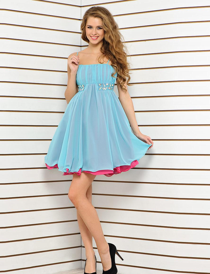 Красивые воздушные платья