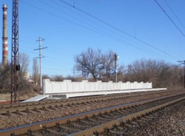 """Нову залізничну зупинку для запорізьких дачників """"цивілізували""""  - фото 1"""